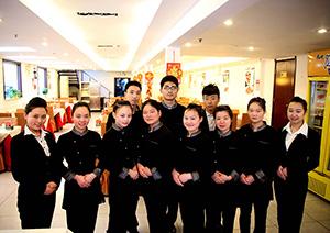 北辰店服务团队
